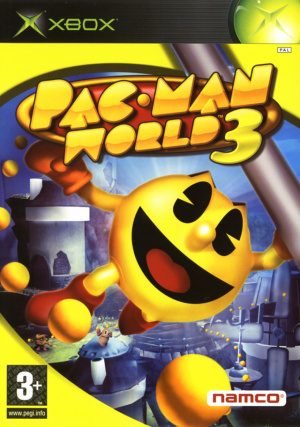 Pac-Man World 3 sur Xbox