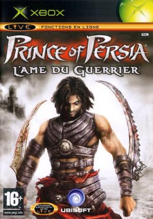 Prince of Persia : L'Ame du Guerrier sur Xbox