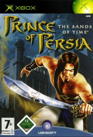 Prince of Persia : Les Sables du Temps sur Xbox