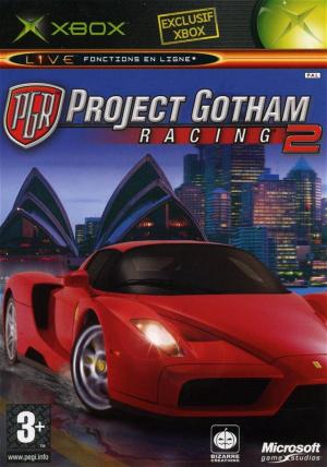Project Gotham Racing 2 sur Xbox