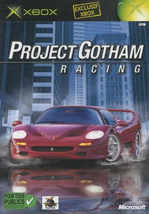 Project Gotham Racing sur Xbox
