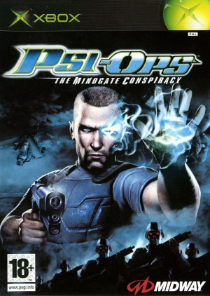 Psi-Ops : The Mindgate Conspiracy sur Xbox