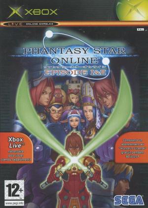 Phantasy Star Online Episode I&II sur Xbox