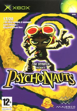 Psychonauts sur Xbox