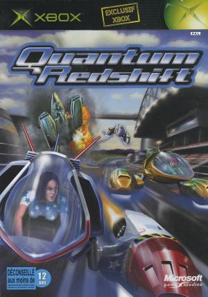 Quantum Redshift sur Xbox