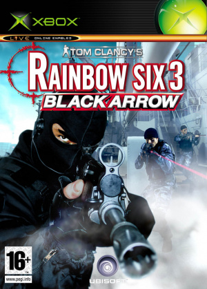 Rainbow Six 3 : Black Arrow sur Xbox