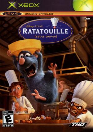 Ratatouille sur Xbox