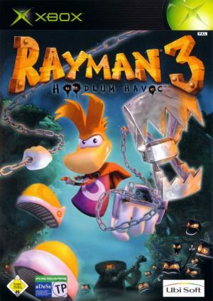 Rayman 3 : Hoodlum Havoc sur Xbox