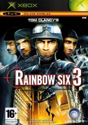Rainbow Six 3 sur Xbox