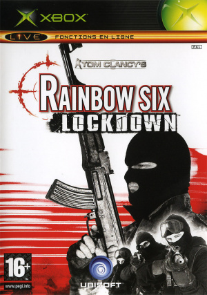 Rainbow Six : Lockdown sur Xbox