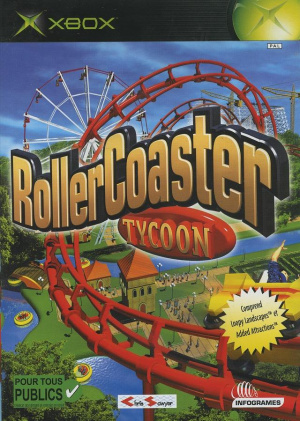 Rollercoaster Tycoon sur Xbox