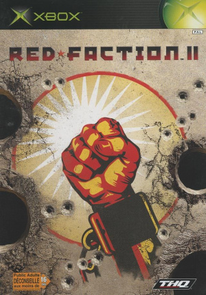 Red Faction II sur Xbox