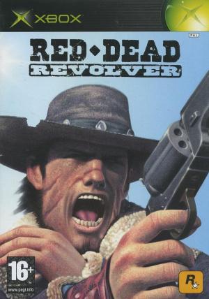Red Dead Revolver sur Xbox