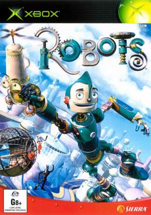 Robots sur Xbox
