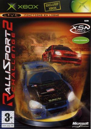 RalliSport Challenge 2 sur Xbox