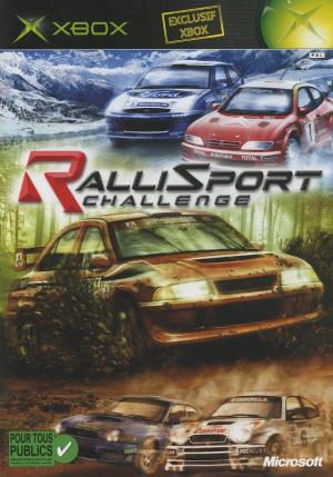 RalliSport Challenge sur Xbox