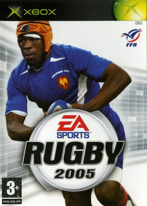 Rugby 2005 sur Xbox