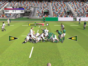 Rugby Challenge 2006 - Xbox