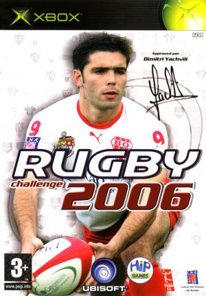 Rugby Challenge 2006 sur Xbox