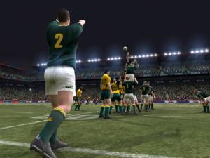 Images : Rugby 06, EA ne botte pas en touche