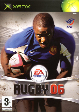Rugby 06 sur Xbox