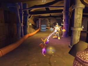 Spyro et son tempérament de feu