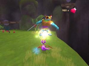 Spyro : A Hero's Tail enflamme nos écrans