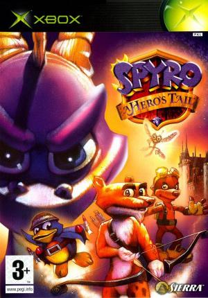 Spyro : A Hero's Tail sur Xbox