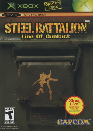 Steel Battalion : Line of Contact sur Xbox