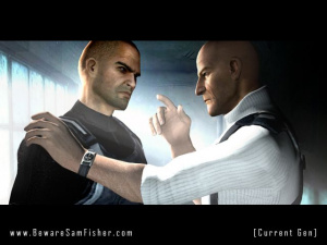 Wiki de Splinter Cell Double Agent