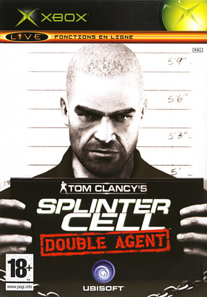 Splinter Cell Double Agent sur Xbox