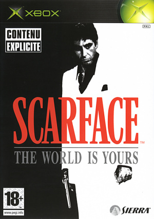 Scarface : The World is Yours sur Xbox