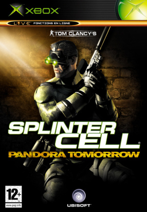 Splinter Cell Pandora Tomorrow sur Xbox