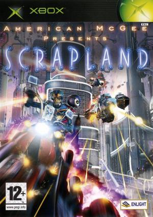 Scrapland sur Xbox