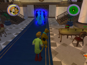 Scooby-Doo s'illustre