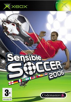 Sensible Soccer 2006 sur Xbox