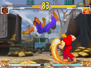 E3 : Street Fighter Anniversary Collection