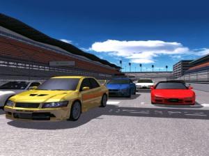 X 01 : Sega GT 2002