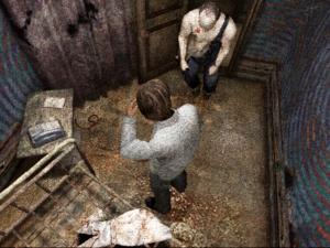 Silent Hill 4 : The Room ouvre la porte