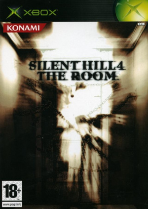 Silent Hill 4 : The Room sur Xbox