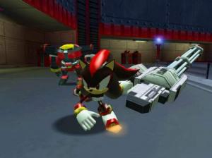 Shadow The Hedgehog disponible