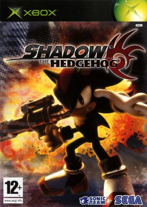 Shadow the Hedgehog sur Xbox