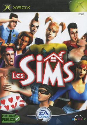 Les Sims sur Xbox