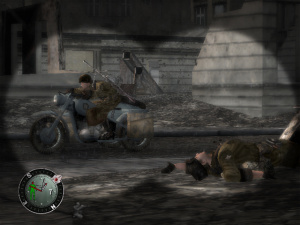 Sniper Elite dans le viseur