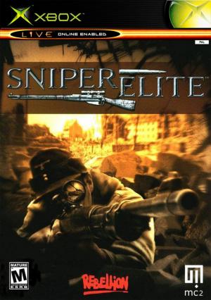 Sniper Elite sur Xbox