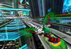 Images : Quand Sonic se met à rider