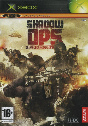 Shadow Ops : Red Mercury sur Xbox
