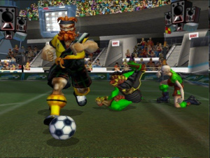 Soccer Slam - Xbox