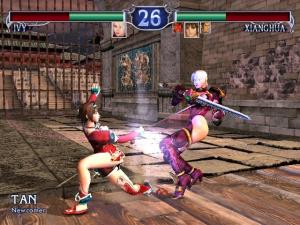 E3 : Soul Calibur 2, rien que pour les yeux