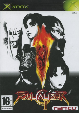 SoulCalibur II sur Xbox